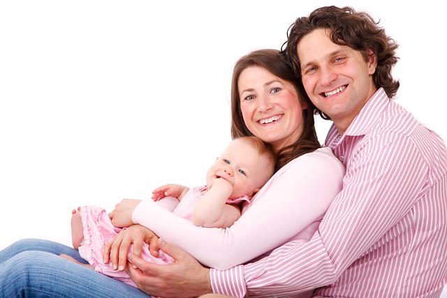 Rzeczy dziecięce dla matki i ojca
